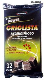 Immagine di ACCENDIFUOCO TAVOLETTE ECO POWER 32 UBI