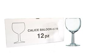Immagine di BALLON CALICE VINO CL 19 CF 12 PZ V.T.