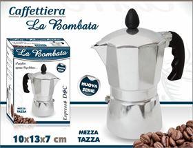 Immagine di CAFFETTIERA BOMBATA 1/2 TAZZA