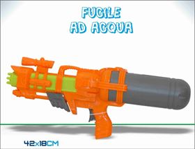 Immagine di FUCILE ACQUA A POMPA CM 42X18 25636779