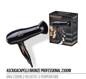 Immagine di ASCIUGACAPELLI BRONZE PROFESSIONAL 2300W