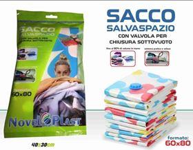 Immagine di SACCO SALVASPAZIO SOTTOVUOTO 60X80 CM